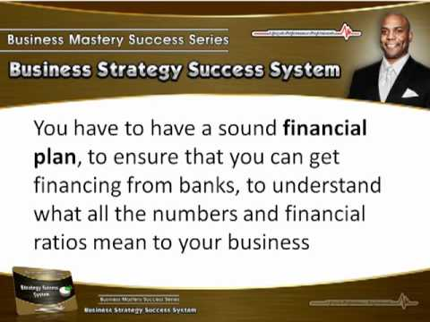 business strategy success system