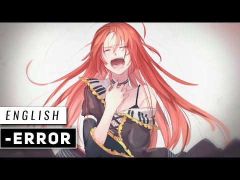 -ERROR -piano ver- (English Cover)【JubyPhonic】