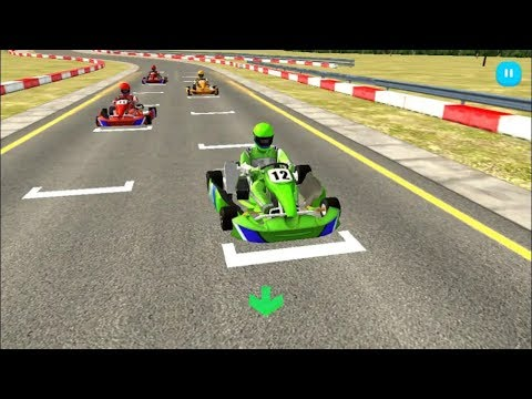 Car Racing Games #GO KART RACING 3D #Car Racing Video Games Download #Games For Kids #CarGames
