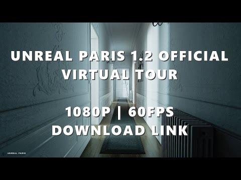 Демонстрация возможностей движка Unreal Engine 4