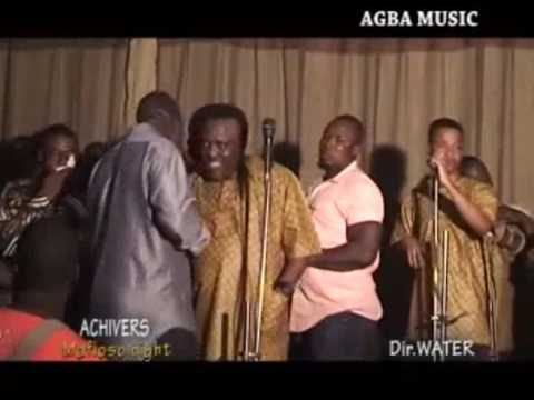 King Dr Saheed Osupa Obanla Olufimo, MURI THURNDER IN ACHIEVERS MAFIOSO NIGHT