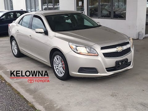Pre-Owned 2013 Chevrolet Malibu LS * LOW KM'S *