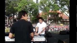 NOAH check sound HUT Kota Malang 2009