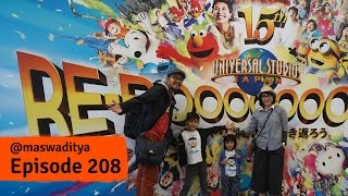 Video Trip to Universal Studio Japan MP3, 3GP, MP4, WEBM, AVI, FLV Februari 2018