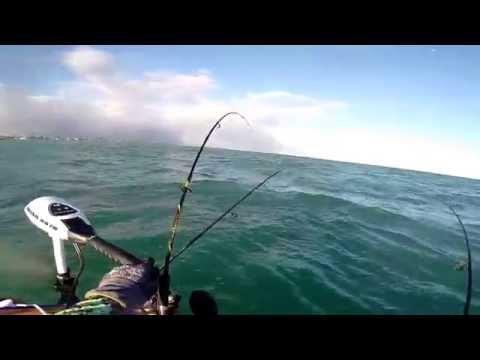 Papio Fishing off Ewa Beach – July 2014