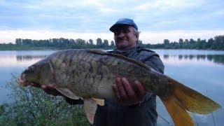 Рыбалка в Германии -19 Ловля карпа в июне - Fishing For Big Carp
