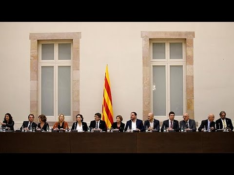 Πρόεδρος Καταλονίας: «Ελπίζω σε μία δήλωση αλληλεξάρτησης με την Ισπανία»