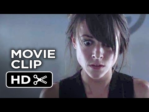 Free Fall Movie CLIP - Go To Hell (2014) - Sarah Butler Action Thriller HD