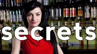 14 Bartenders' Secret Confessions