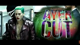 Joker crashes Van Criss Labs (Extended Scene) #SuicideSquad #JaredLeto #Joker