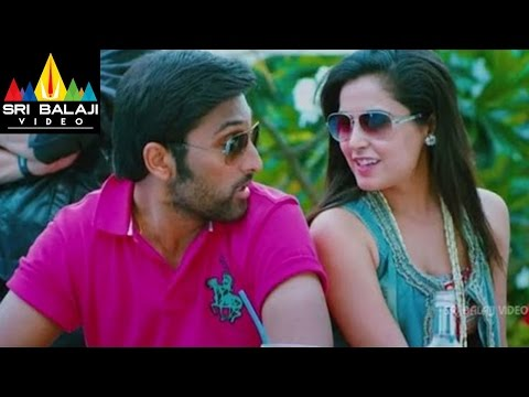Race Movie Siddu and jai with Srinivas Comedy Scene || Vikram, Karthik, Nikitha