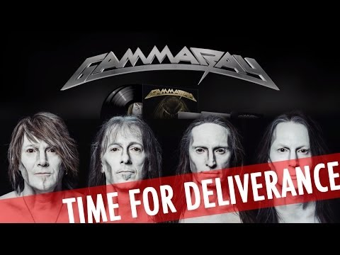 Tekst piosenki Gamma Ray - Time For Deliverance po polsku