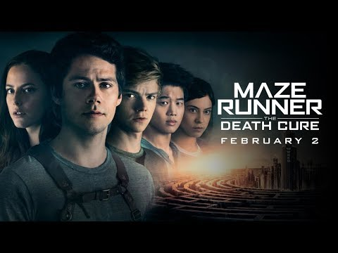 Maze Runner: The Death Cure   No M ..