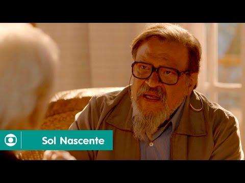 Sol Nascente: capítulo 155 da novela, segunda, 27 de fevereiro, na Globo