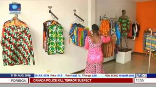 Liberian Designer Uses Fashion To Showcase Growth