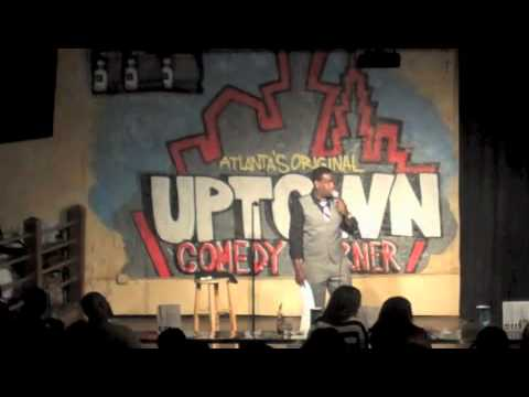 Gary Gthang Johnson....live at uptown comedy