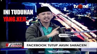 Video Dialog: Facebook Tutup Akun Saracen (Permadi Arya/Abu Janda & Mustofa Nara) MP3, 3GP, MP4, WEBM, AVI, FLV Februari 2019