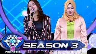 Video Duet Terbaik!! MISS EKSPRESI feat Marion Idol [RISALAH HATI] - I Can See Your Voice (23/6) MP3, 3GP, MP4, WEBM, AVI, FLV Februari 2019