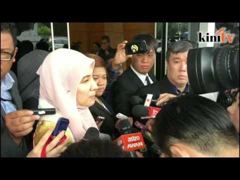 Maria Chin dikurung dalam sel kecil seperti bapa saya dahulu, dakwa Nurul Izzah