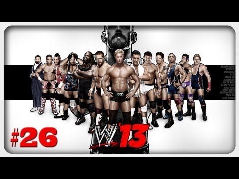 Let's Play: WWE '13 Universe Mode 3.0   Folge #26 - The Royal Rumble