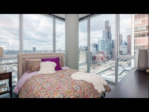 Tour the furnished models at the new 1000 South Clark