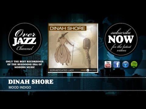 Tekst piosenki Dinah Washington - Mood Indigo po polsku