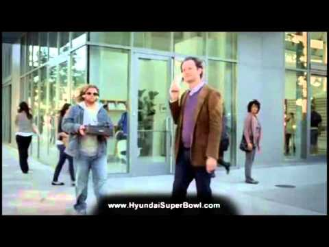 [HD] Hyundai Super Bowl 2011 Commercial | 2011 Hyundai Sonata Hybrid | Super ...
