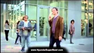 [HD] Hyundai Super Bowl 2011 Commercial   2011 Hyundai Sonata Hybrid   Super Bowl XLV 45 Ad