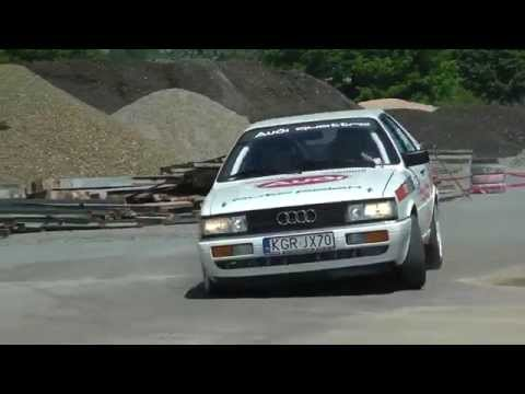 Mariusz Polak / Tadeusz Gargas - Audi Quattro 80