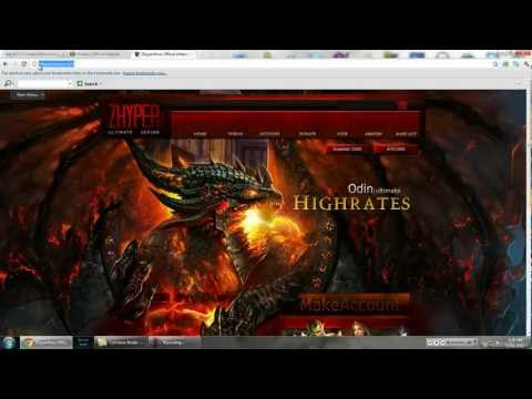 How To: Install Wrath of the Lich King + Zhyper WoW Private Server – Tryanis