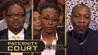 Video Woman Brings in 3 Ex-Lovers for Paternity Test - Part 2 (Full Episode)   Paternity Court MP3, 3GP, MP4, WEBM, AVI, FLV Februari 2019