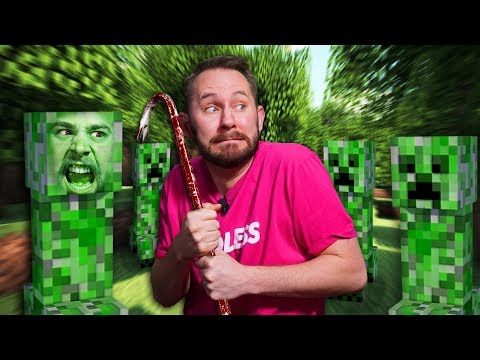 Garrys Mod - Guess Who In Minecraft?  Garry's Mod [Ep 5]