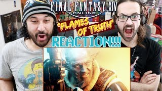 FINAL FANTASY XIV Flames of Truth - REACTION!!! by The Reel Rejects