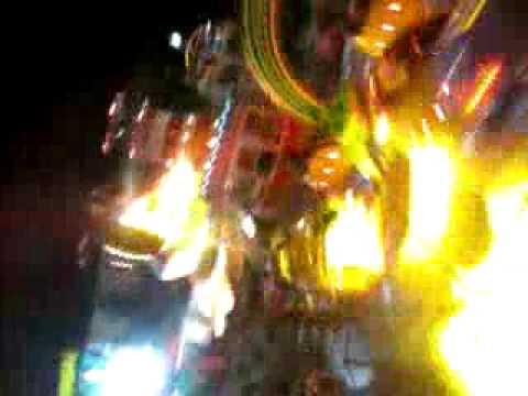 Silvi marina lunapark 2011 (видео)