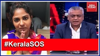 Download Lagu Kerala Floods | We Need Everything At This Point Of Time : Poornima Indrajith To Rajdeep Sardesai Mp3