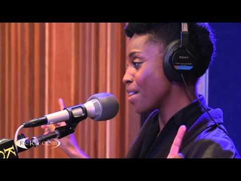 Skye performing