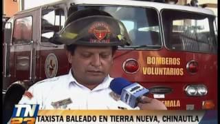 La víctima fue identificada como Ricardo Antonio Quiñonez. Fue asesinado frente al polideportivo de Tierra Nueva cuando se disponía a iniciar sus labores diarias. La víctima presentaba heridas de bala en el tórax y abdomen.