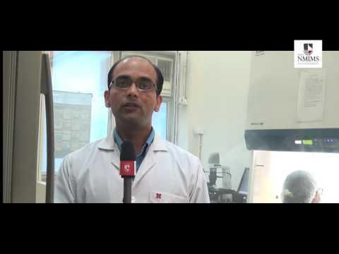 Integrated MSC -PhD in Biological Sciences at NMIMS Sunandan Divatia School of Science