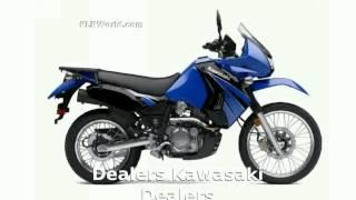 4. 2009 Kawasaki KLR 650 -  Info Engine Transmission superbike Features Top Speed Details