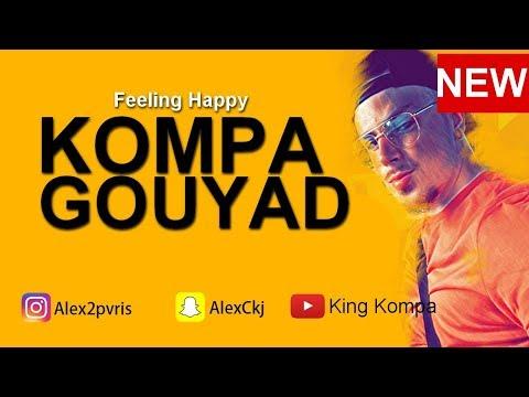KOMPA GOUYAD 2018 → YELLOW - By AlexCkj