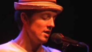 Jason Mraz - Gypsy MC (live @ Rotown, Rotterdam)
