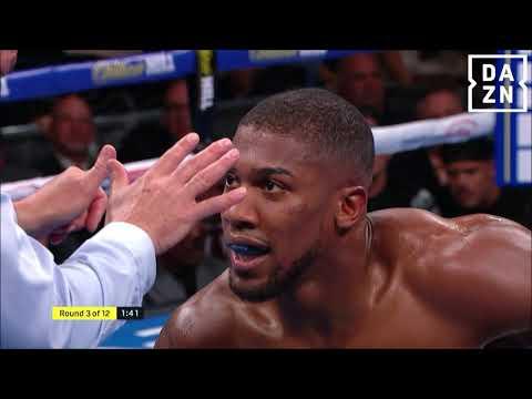 Round of 2019? Anthony Joshua vs Andy Ruiz Jr - Round 3