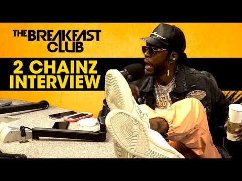 2 Chainz On Getting Caught Up In Nicki Minaj & Remy Ma Beef & Why Ludacris Still Owes Him $15K W/ The Breakfast Club