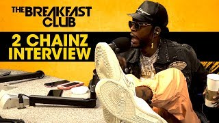 Video 2 Chainz On Getting Caught Up In Nicki Minaj & Remy Ma Beef & Why Ludacris Still Owes Him $15K MP3, 3GP, MP4, WEBM, AVI, FLV Oktober 2018
