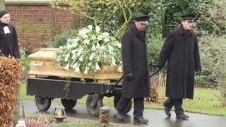 Das Begräbnis von Udo Lattek