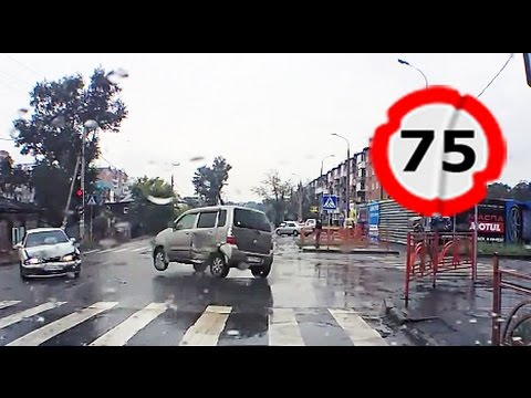 Car Crash Compilation # 75 || �������� ��� � ������ ���� 2014