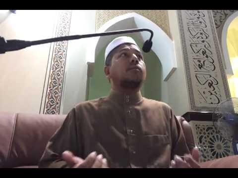 Ustaz Zahazan – menjawab fitnah terhadap beliau