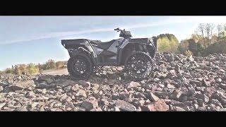 8. Polaris - Sportsman WV850 Off-Road Vehicle [1080p]
