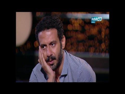 محمد فراج يصف حبيبته بهذه الكلمات
