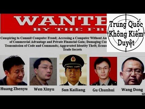 [TQKKD] Mỹ truy nã hacker Trung Quốc!